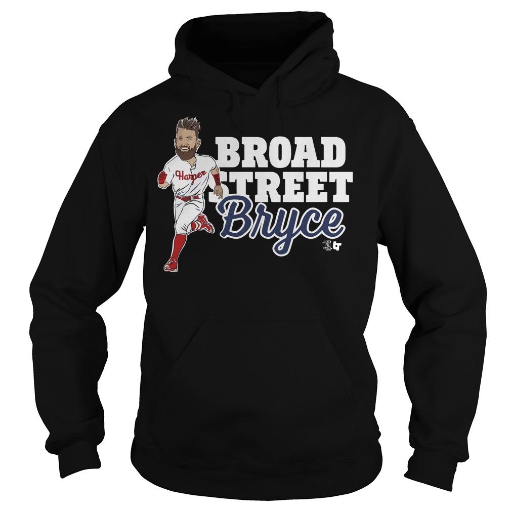 Bryce harper phillies hoodie