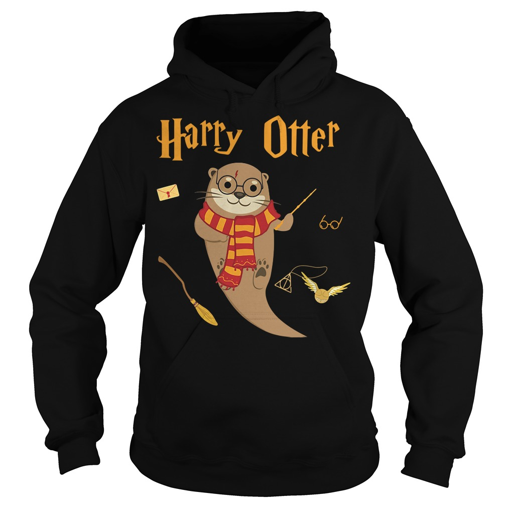 Harry Potter Otter hoodie