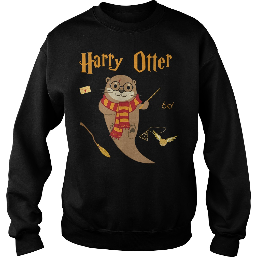 Harry Potter Otter sweater