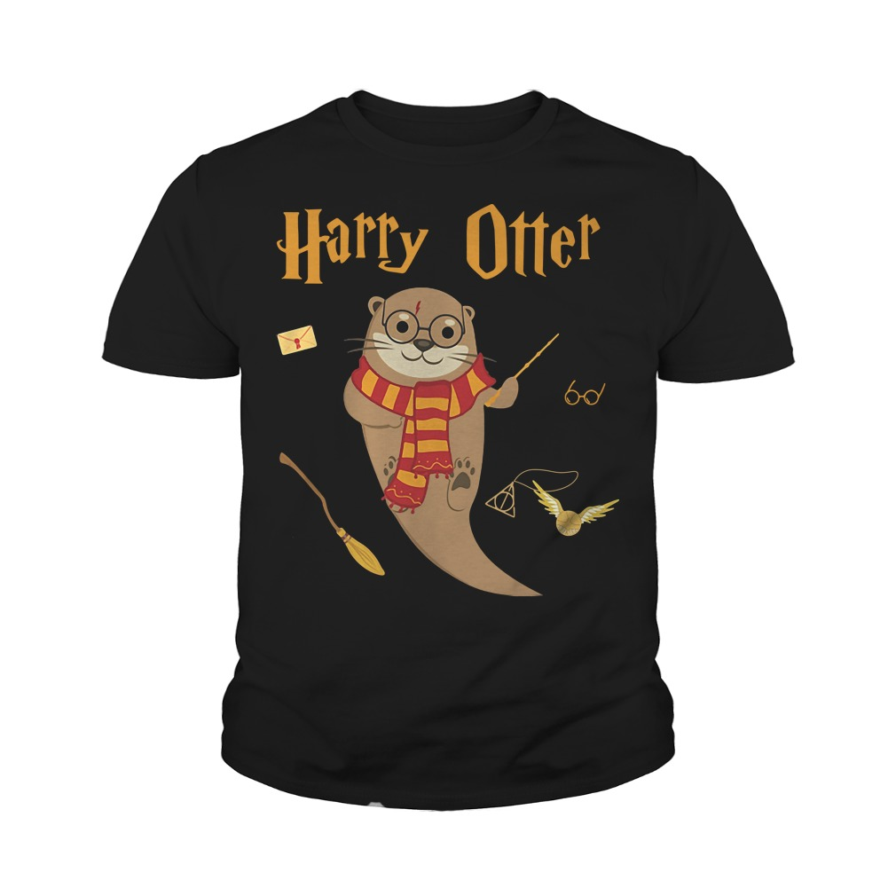 Harry Potter Otter youth tee