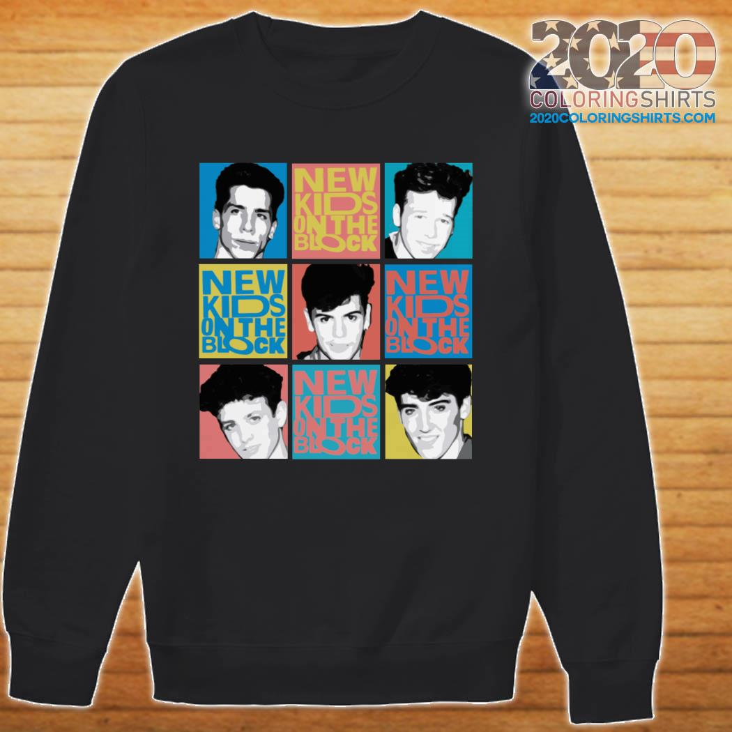 New Kids On The Block Vintage sweater