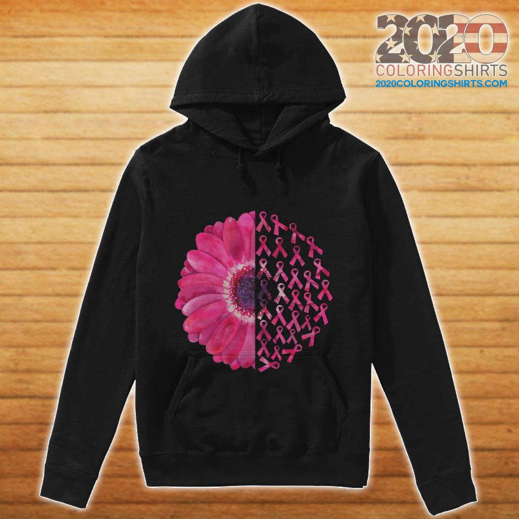 Pink Flower Breast Cancer Survivor ShirtPink Flower Breast Cancer Survivor hoodie