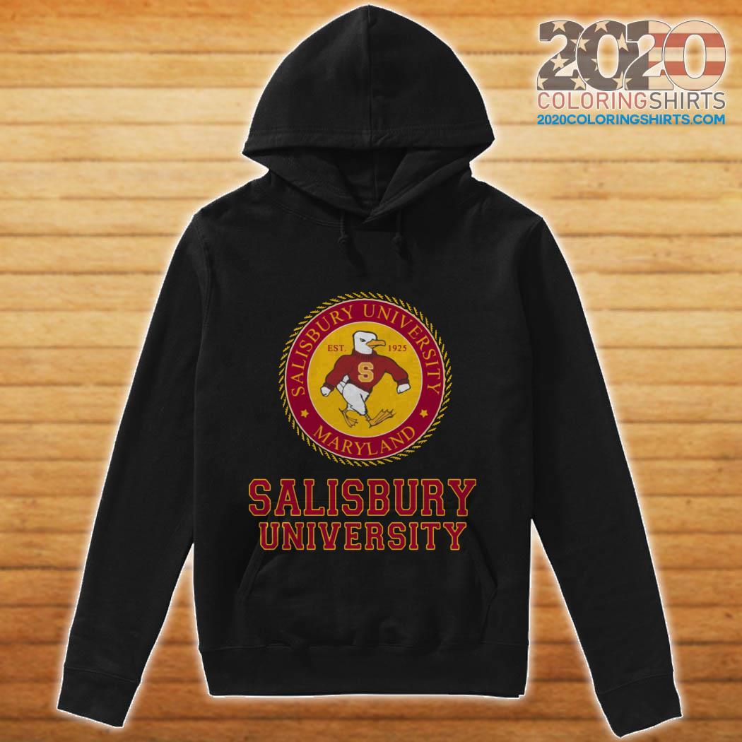 Salisbury University 1925 Seagulls hoodie
