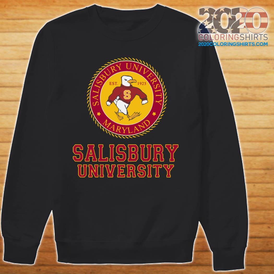 Salisbury University 1925 Seagulls sweater