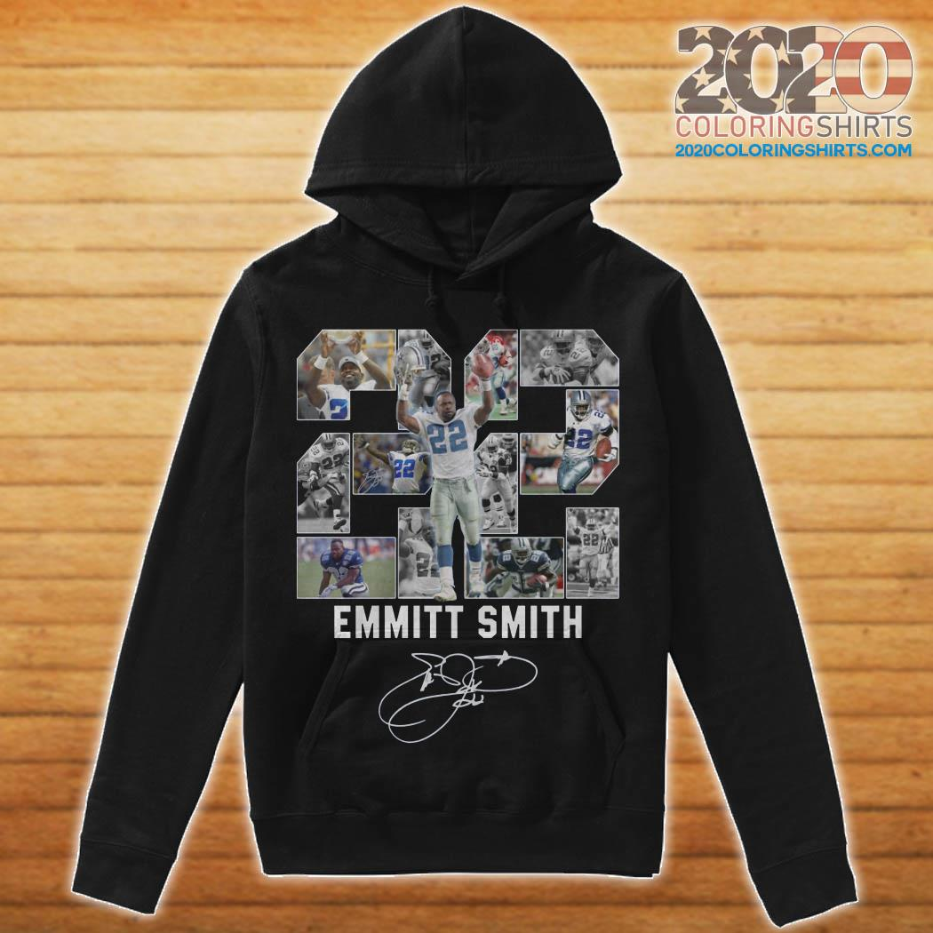 new product ddec6 d0dd3 Emmitt Smith Dallas Cowboys thank you for the memories shirt