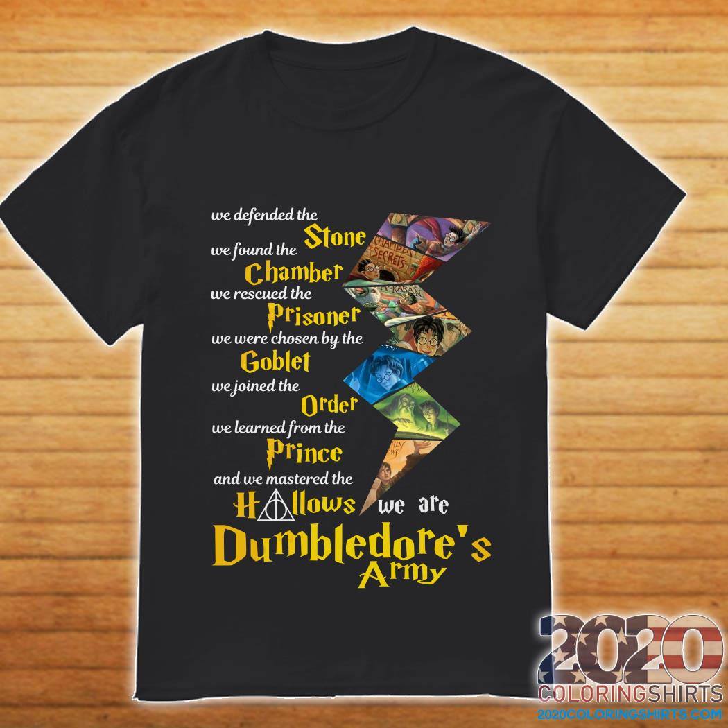 Harry Potter Dumbledore Army Shirt