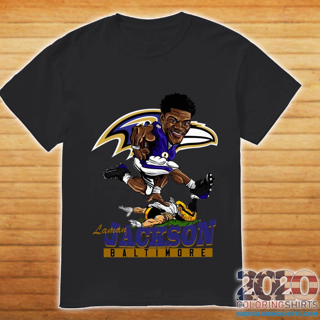 Lamar Jackson Baltimore Shirt