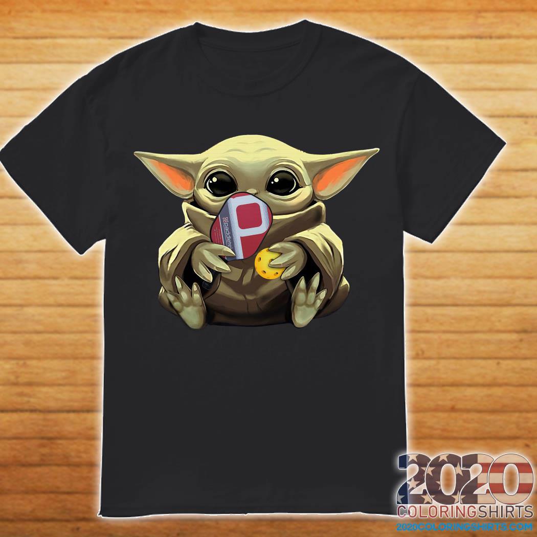 Baby Yoda and Ping Pong Shirt