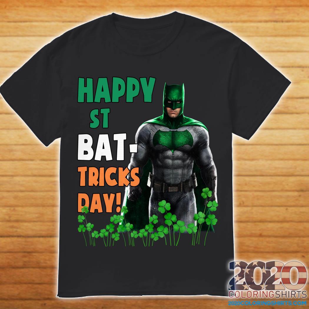 Bat Man Happy St Bat – Tricks Day Shirt