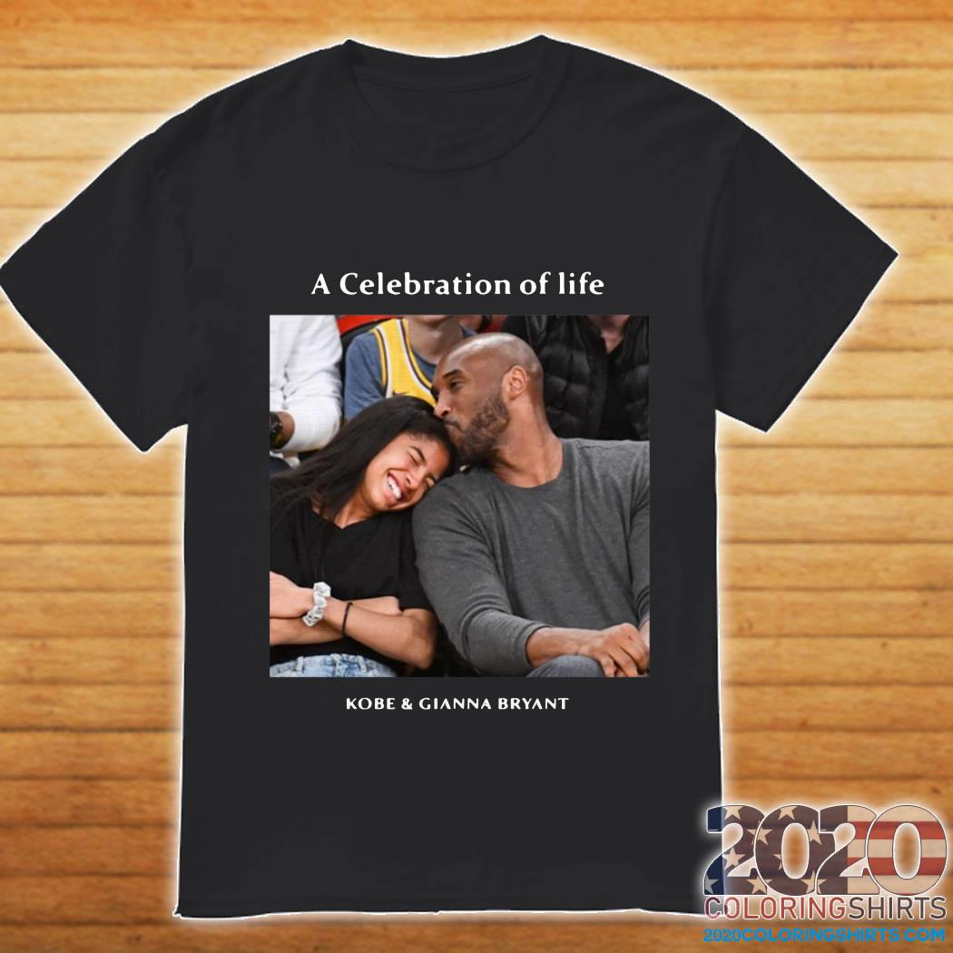 Kobe And Gigi Memorial Shirt