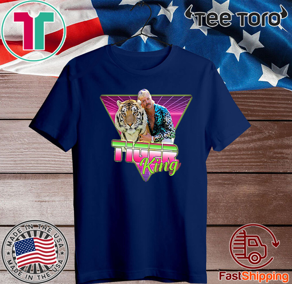 #JoeExotic – Joe Exotic 2020 Tiger King Shirt – Joe Exotic Shirt – Joe Exotic Vintage T-Shirt Men&Women