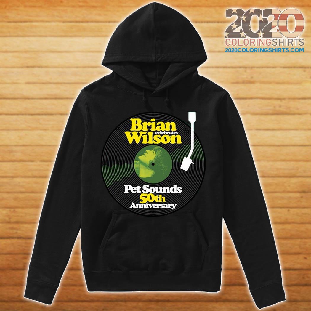 Brian Wilson Pet Sounds 50th Anniversary Shirt hoodie