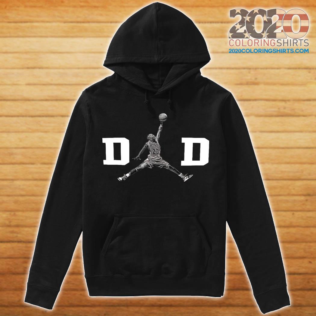 Dad Michael Jordan Chicago Bull 23 Shirt hoodie