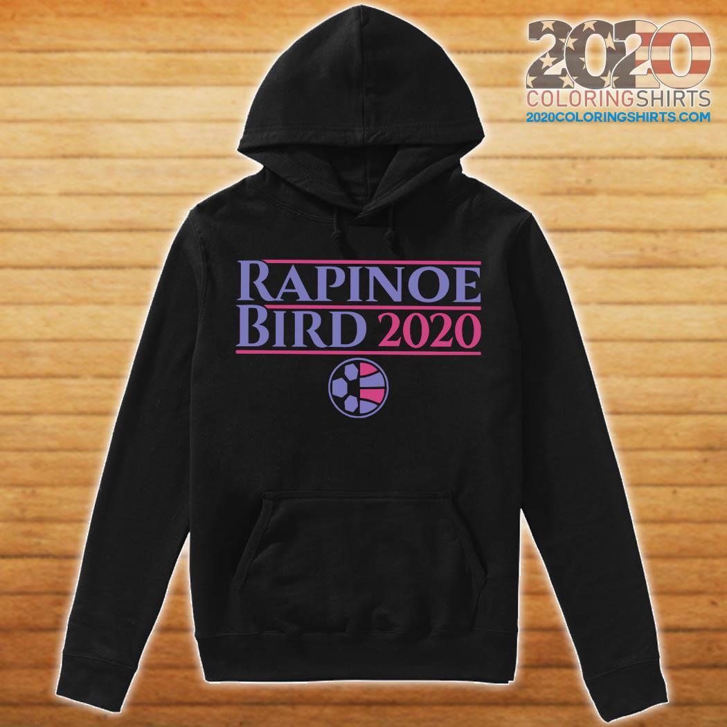 Rapinoe Bird 2020 Shirt hoodie