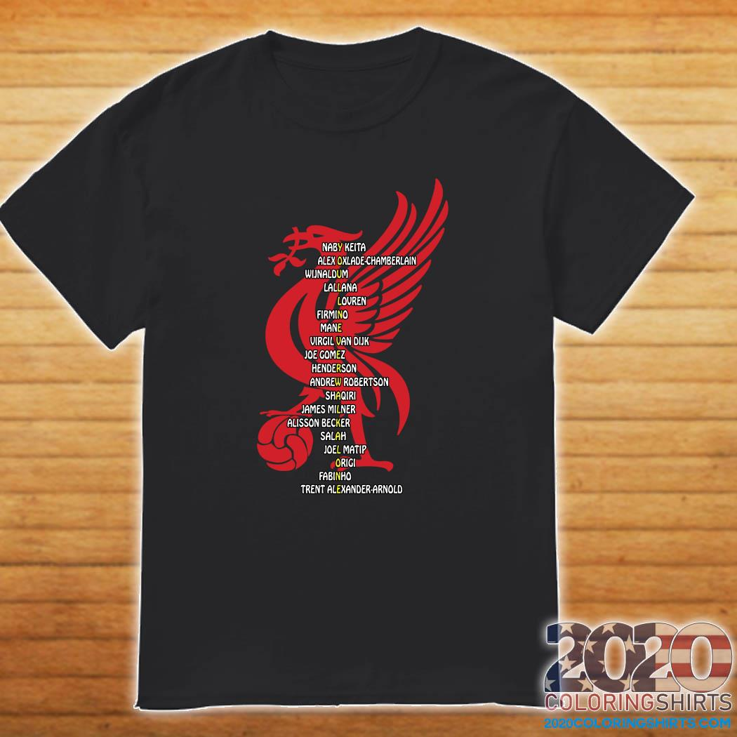 Liverpool You'll Never Walk Alone Shirt
