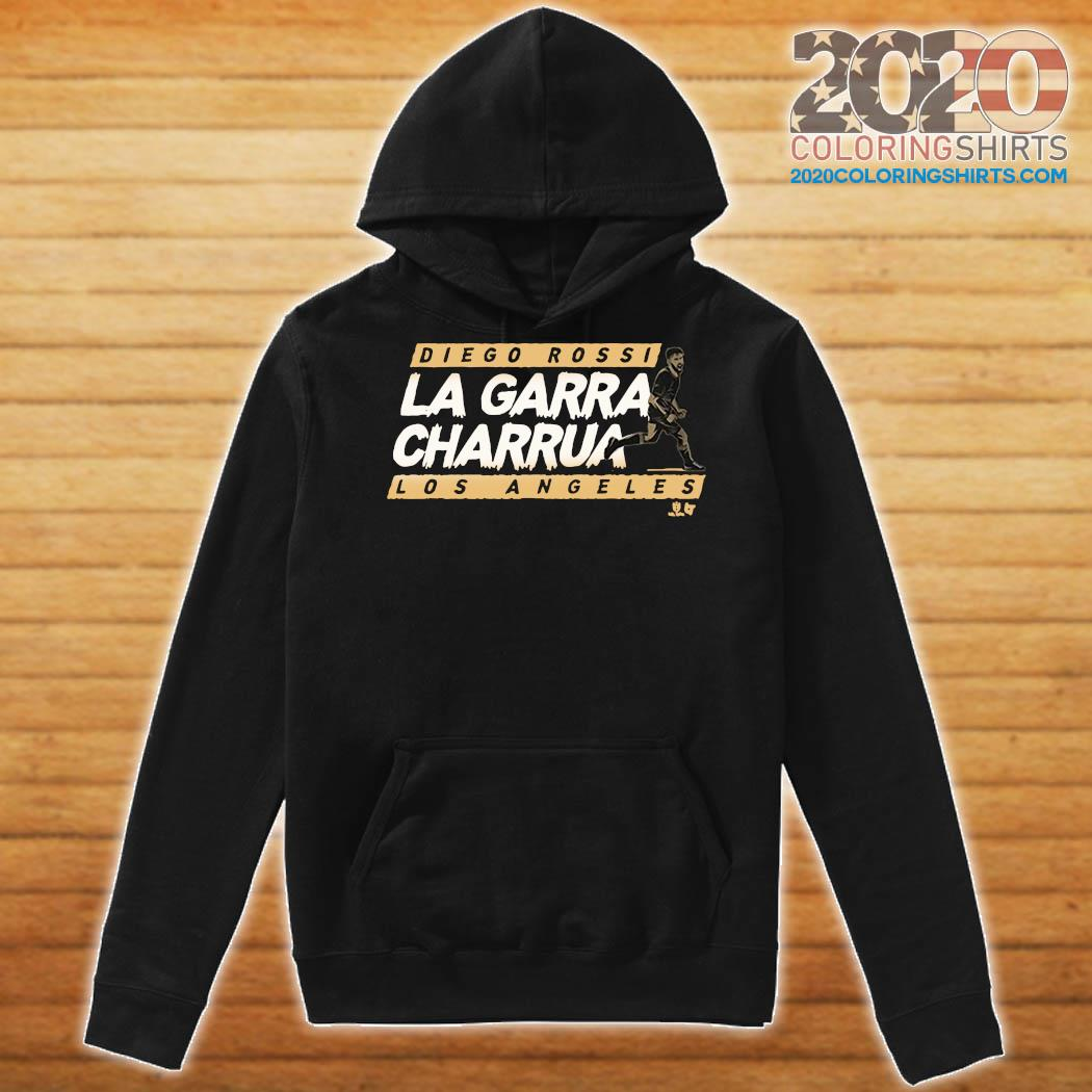 Diego Rossi La Gaara Charrua Los Angeles Shirt Hoodie