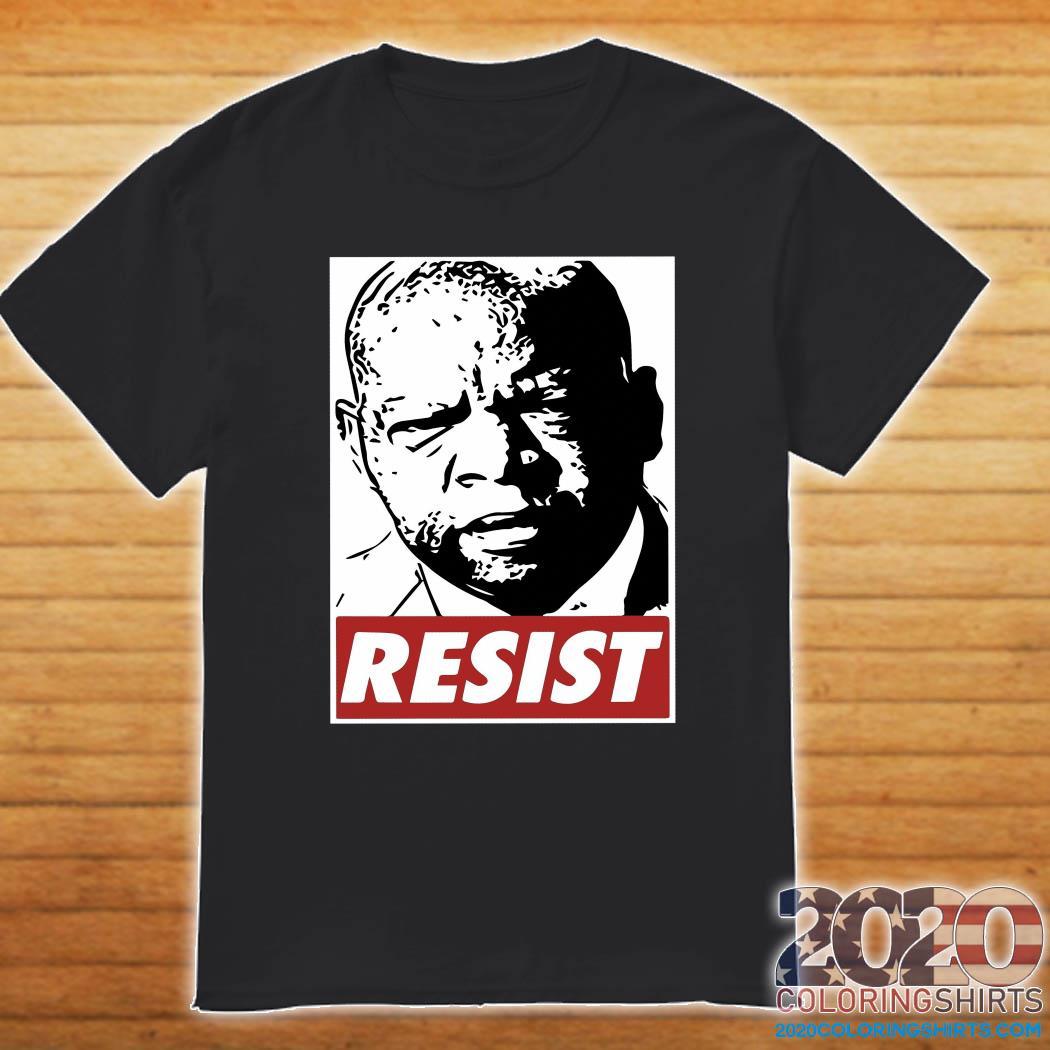 John Lewis Resist Shirt