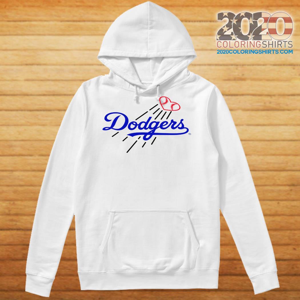 Dodgers Baseball Los Angeles Dodgers Shirt Hoodie