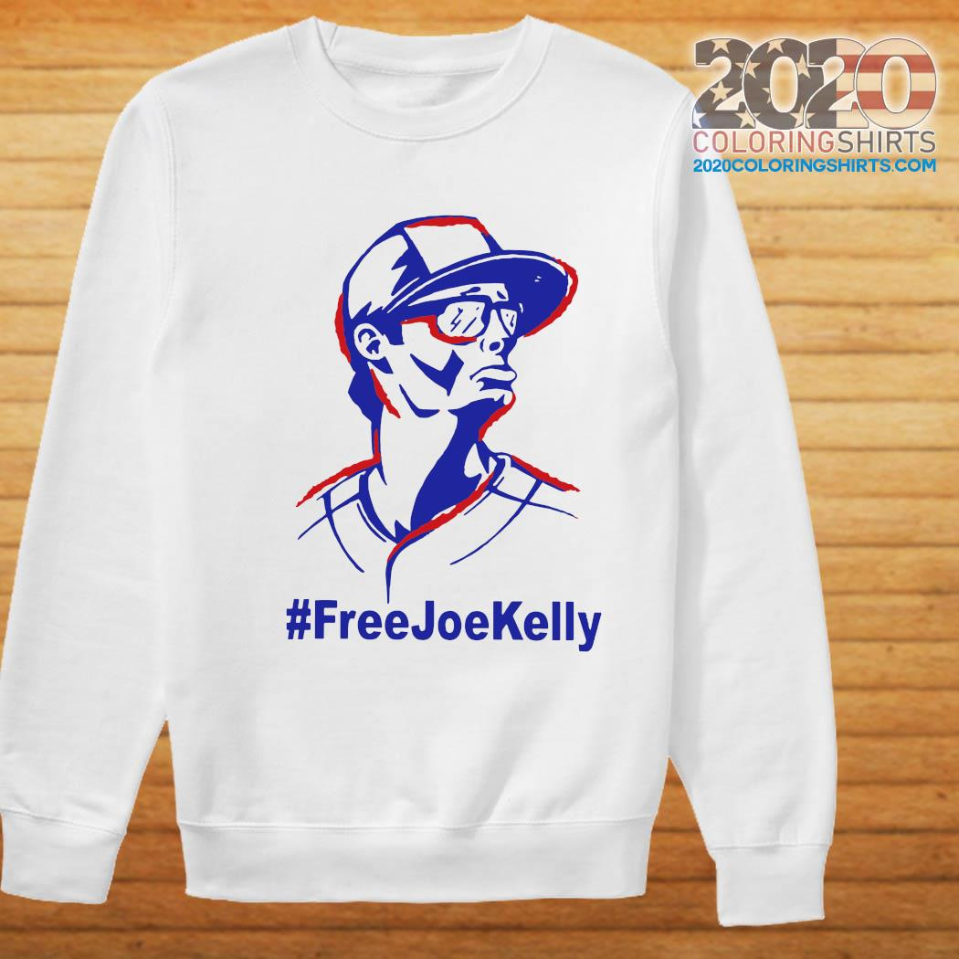 Free Joe Kelly Official Shirt Sweater