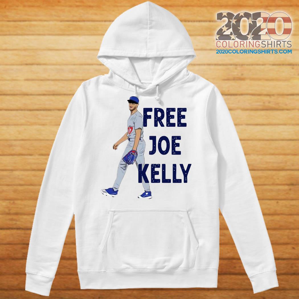Free Joe Kelly Posters Shirt Hoodie