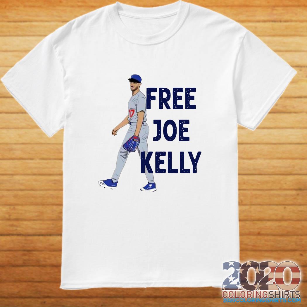 Free Joe Kelly Posters Shirt