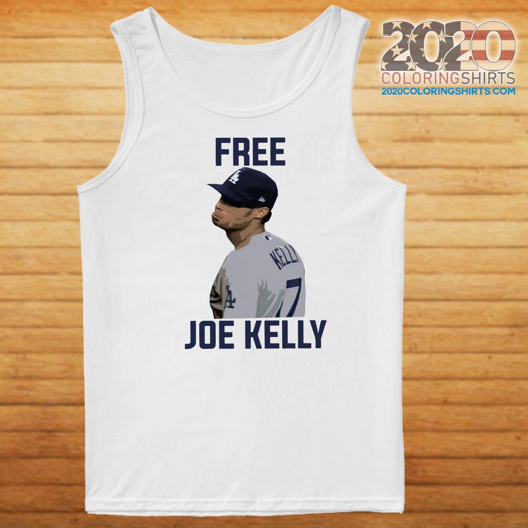 Free Joe Kelly Shirt Tank top