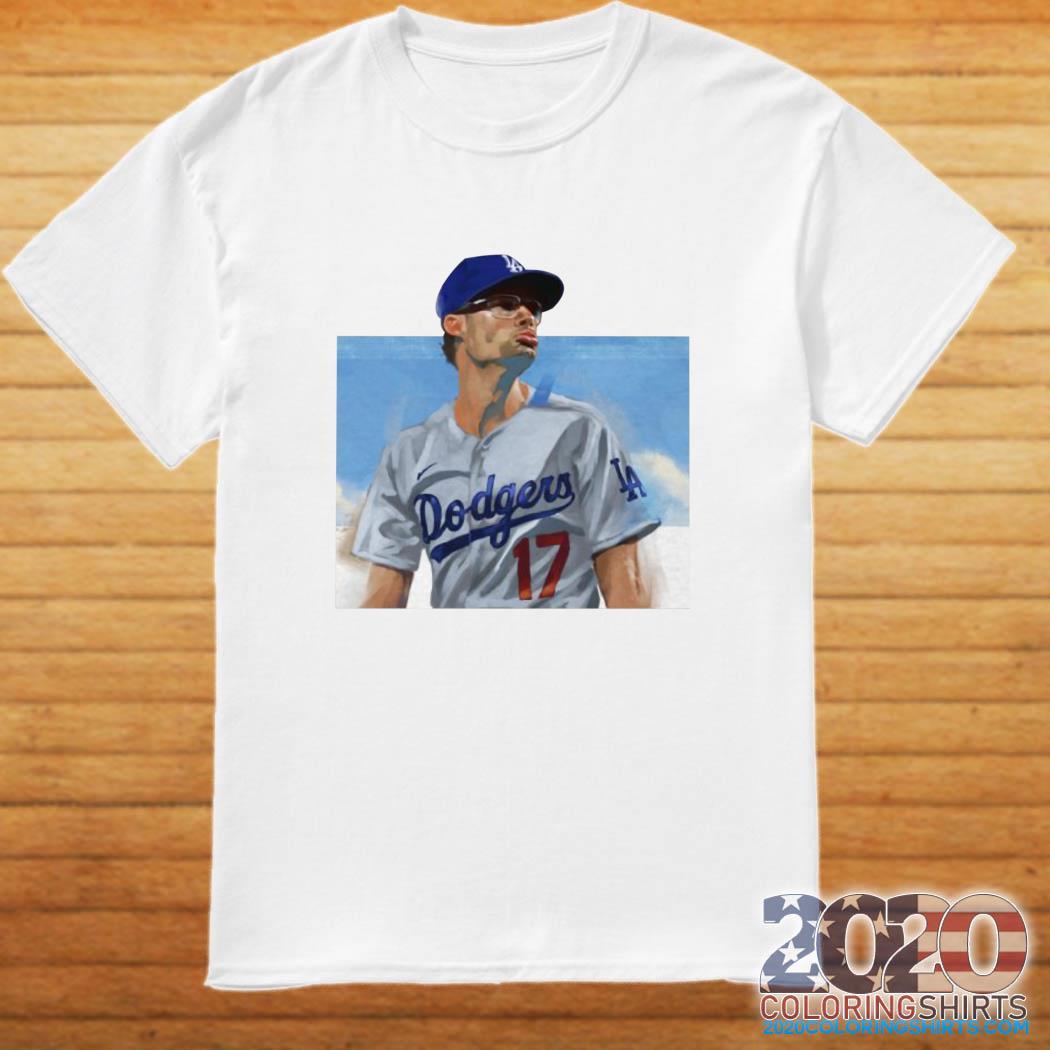 Joe Kelly Dodgers LA 17 Shirt