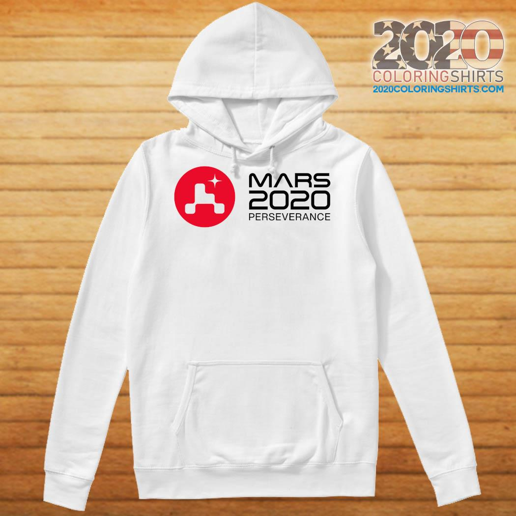 Mars 2020 Perseverance Rover Launch Day Commemorative Official T-Shirt Hoodie