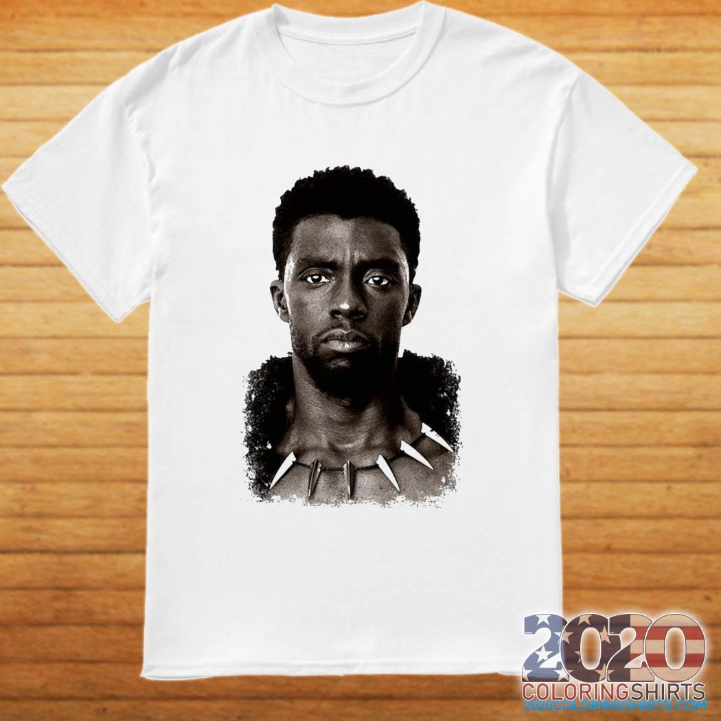 RIP Black Panther Superhero goodbye wakanda Forever Shirt
