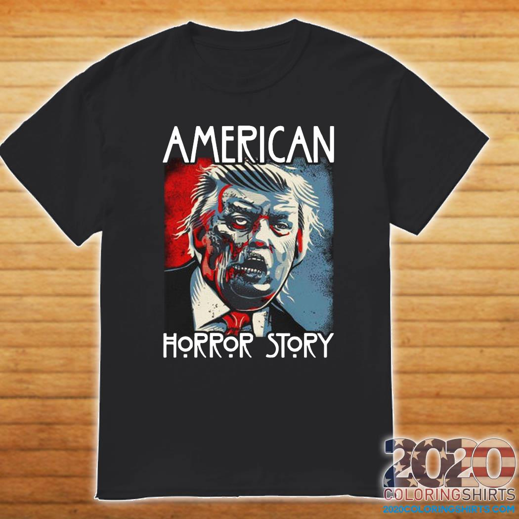 Halloween 2020 Story Sarcastic Humor American Horror Story Halloween Zombie Trump 2020