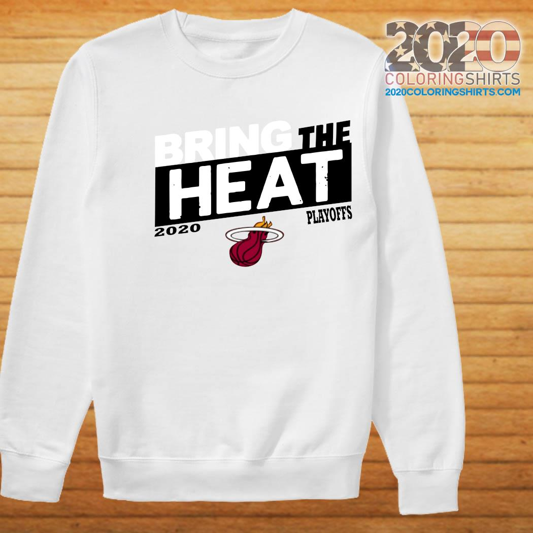 Bring The Heat 2020 Oficial T-s Sweater