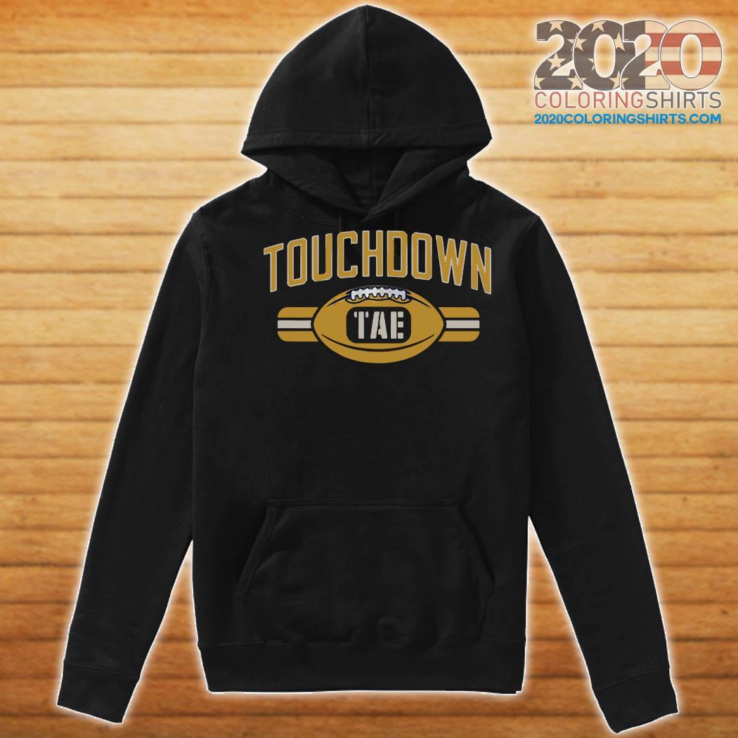 Touchdown Tae Green Bay Football Shirt Hoodie