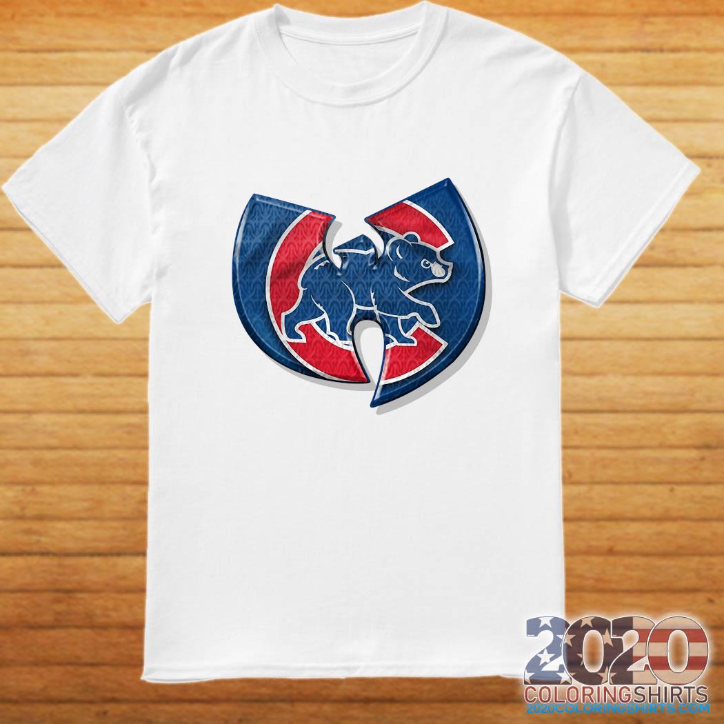 Wu Tang Chicago Cubs shirt