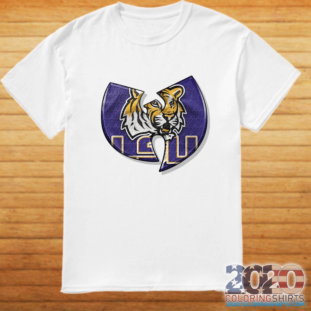 Wu Tang LSU Tiger Shirt