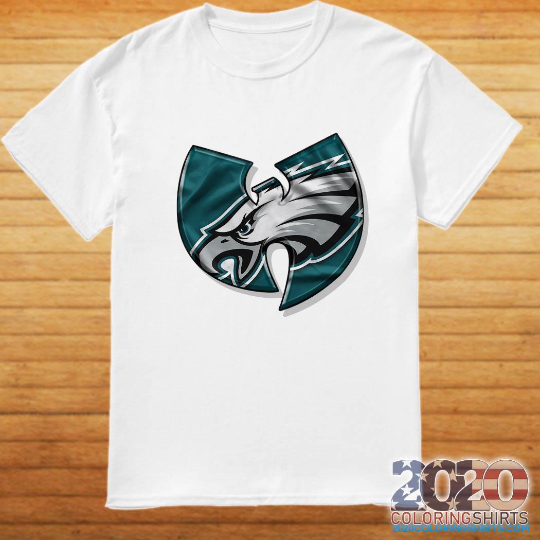 Wu Tang Philadelphia Eagles T-Shirt