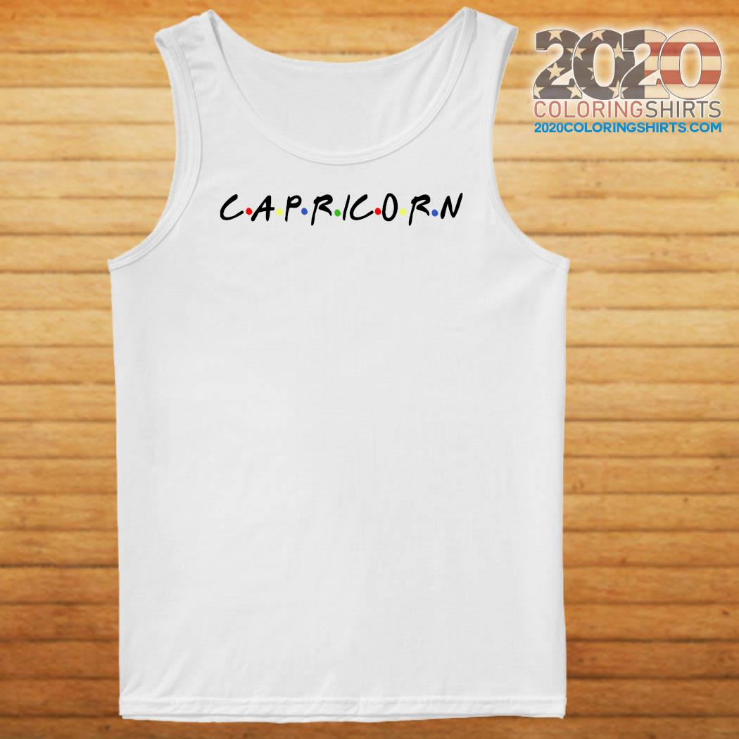 Capricorn Shirt Tank top
