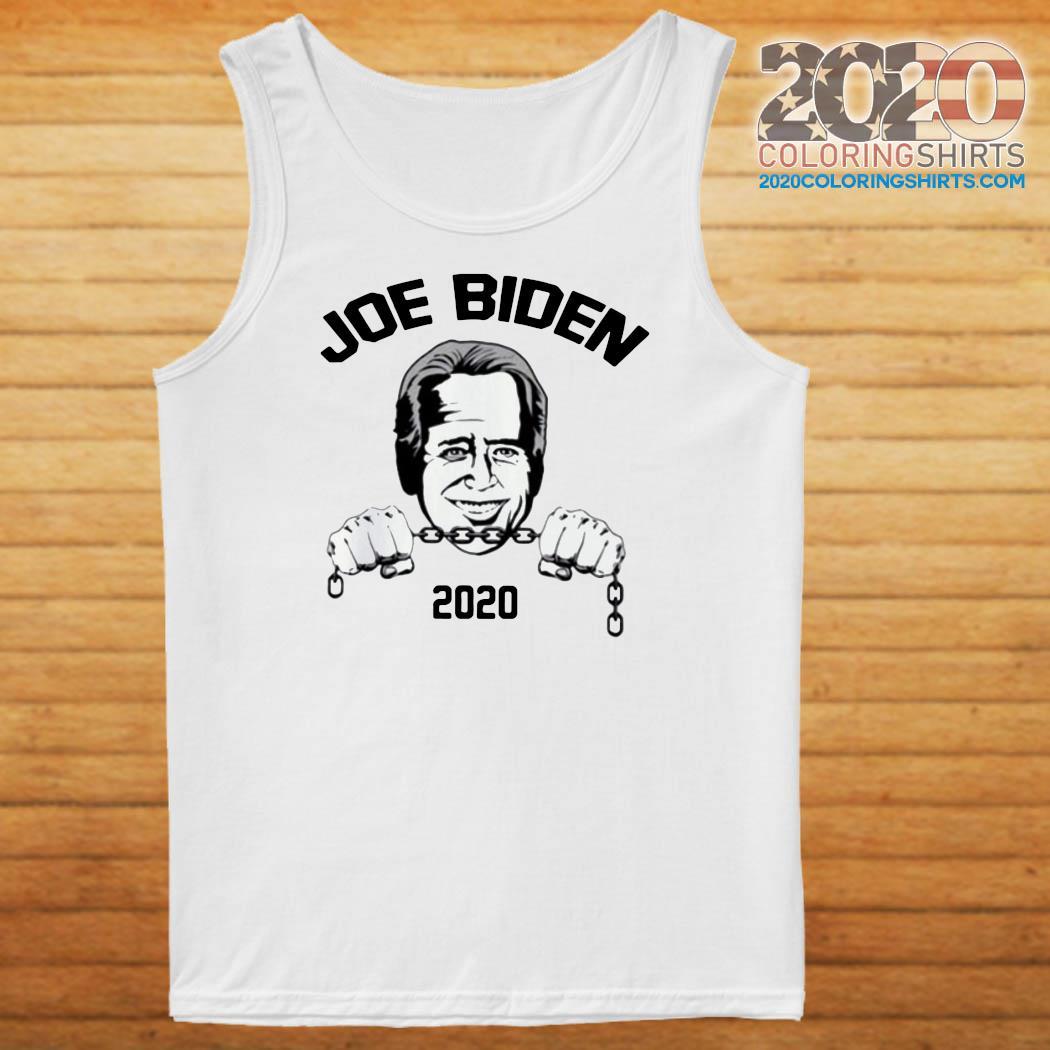 Joe Biden 2020 Corn Pop T-Shirt Tank top