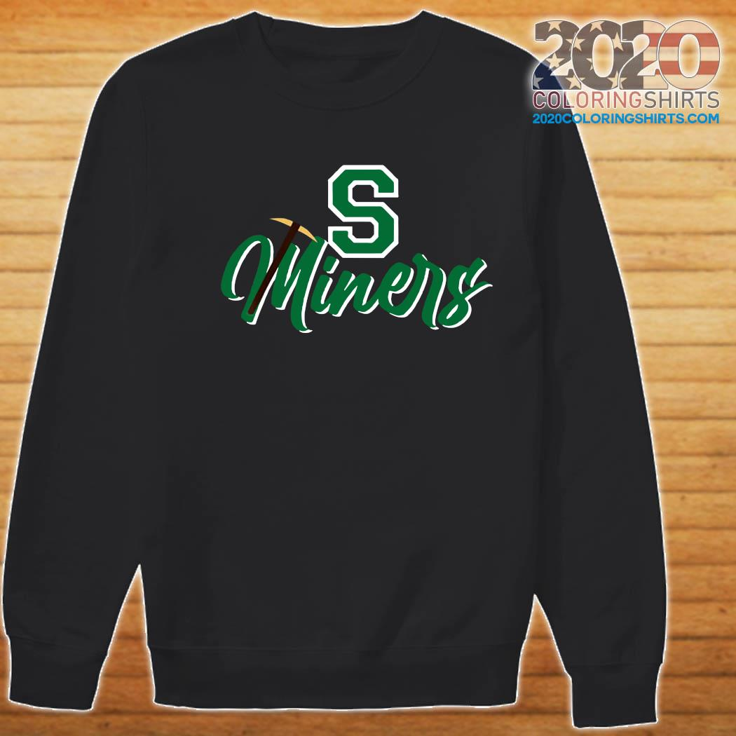 Miners Pride T-Shirt Sweater