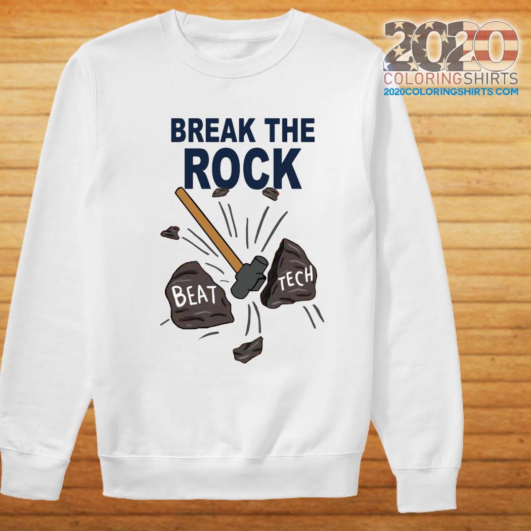 Break The Rock Beat Tech Shirt