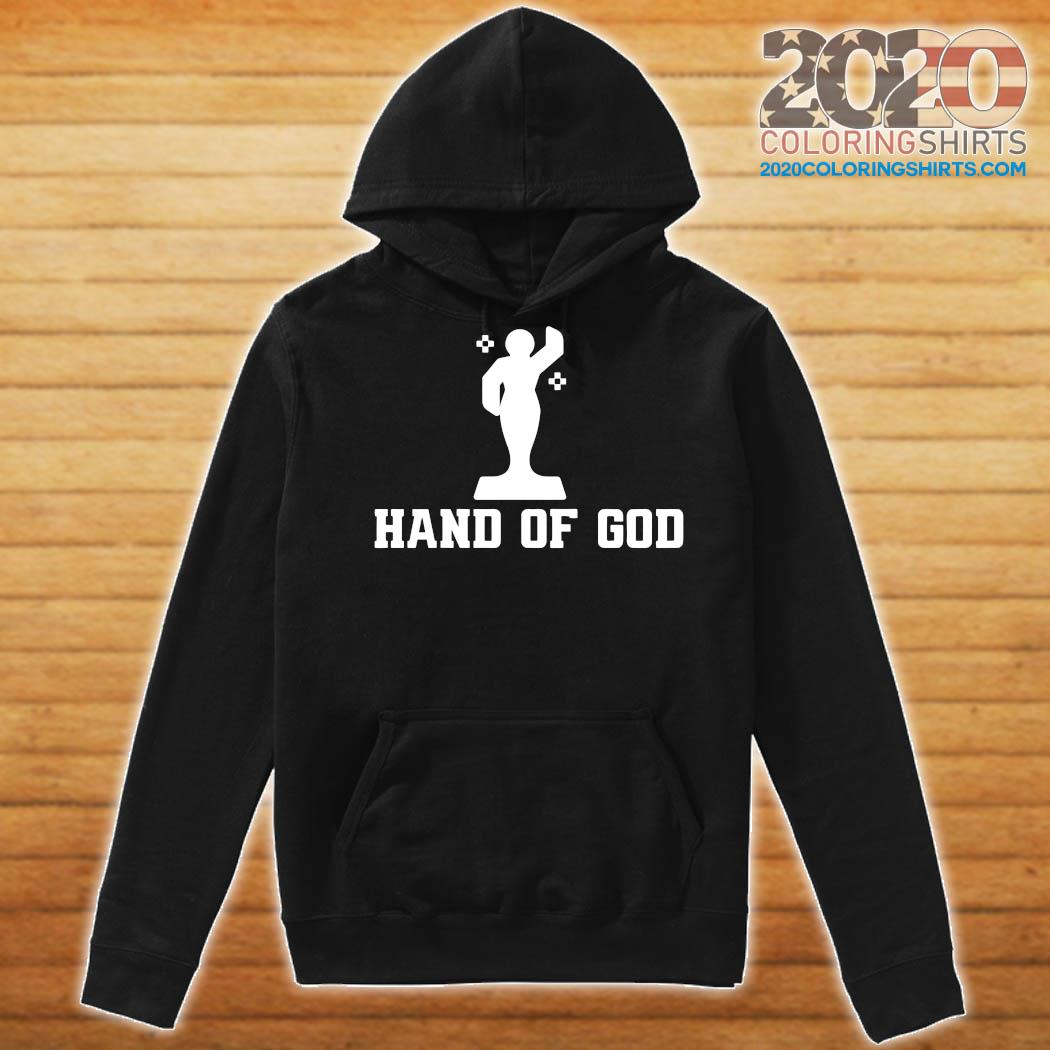 Diego Armando Maradona The Golden Boy Hand of God memorable moments mexico 1986 World Cup Shirt Hoodie