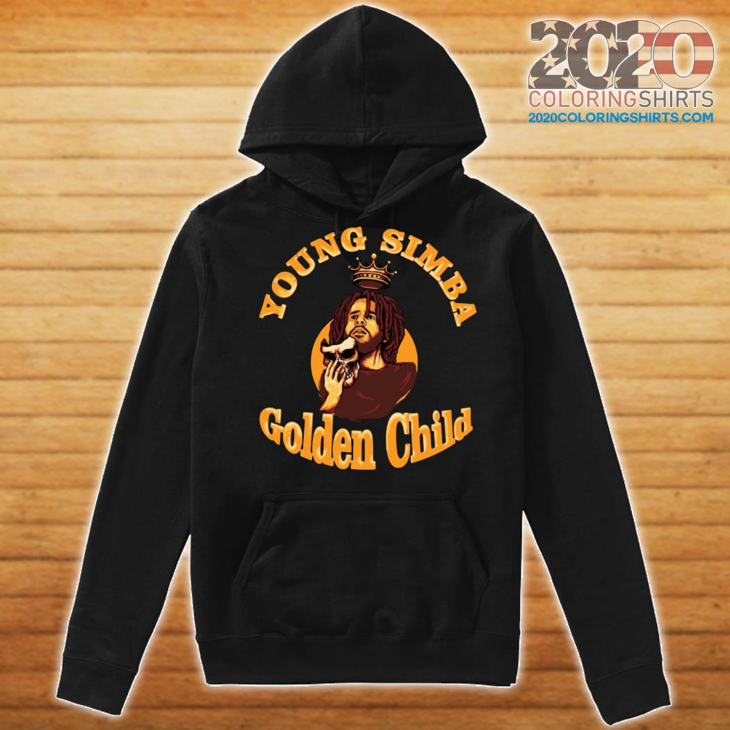J.Cole Young Simba Golden Child Shirt Hoodie