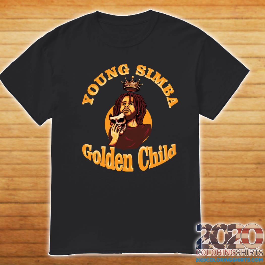 J.Cole Young Simba Golden Child Shirt Shirt