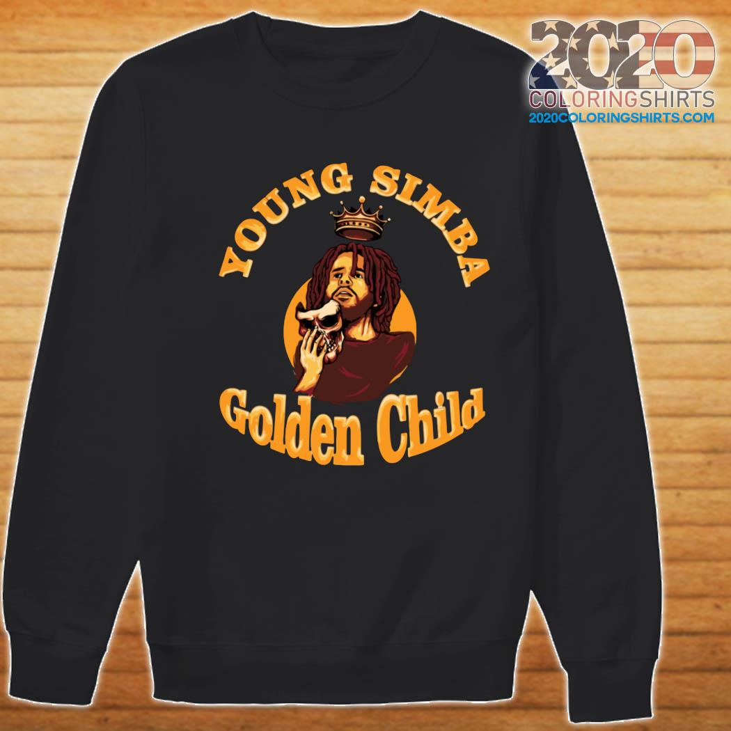 J.Cole Young Simba Golden Child Shirt