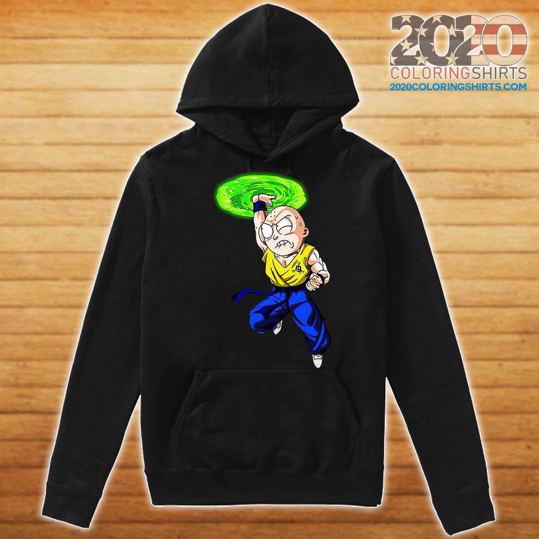Morty Smith Kamehameha Kakarick Shirt Hoodie