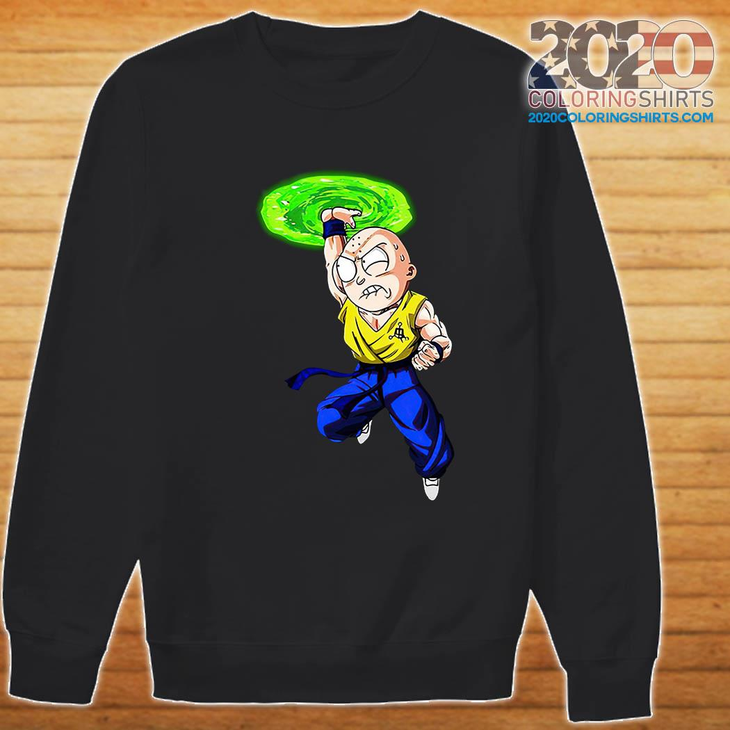 Morty Smith Kamehameha Kakarick Shirt