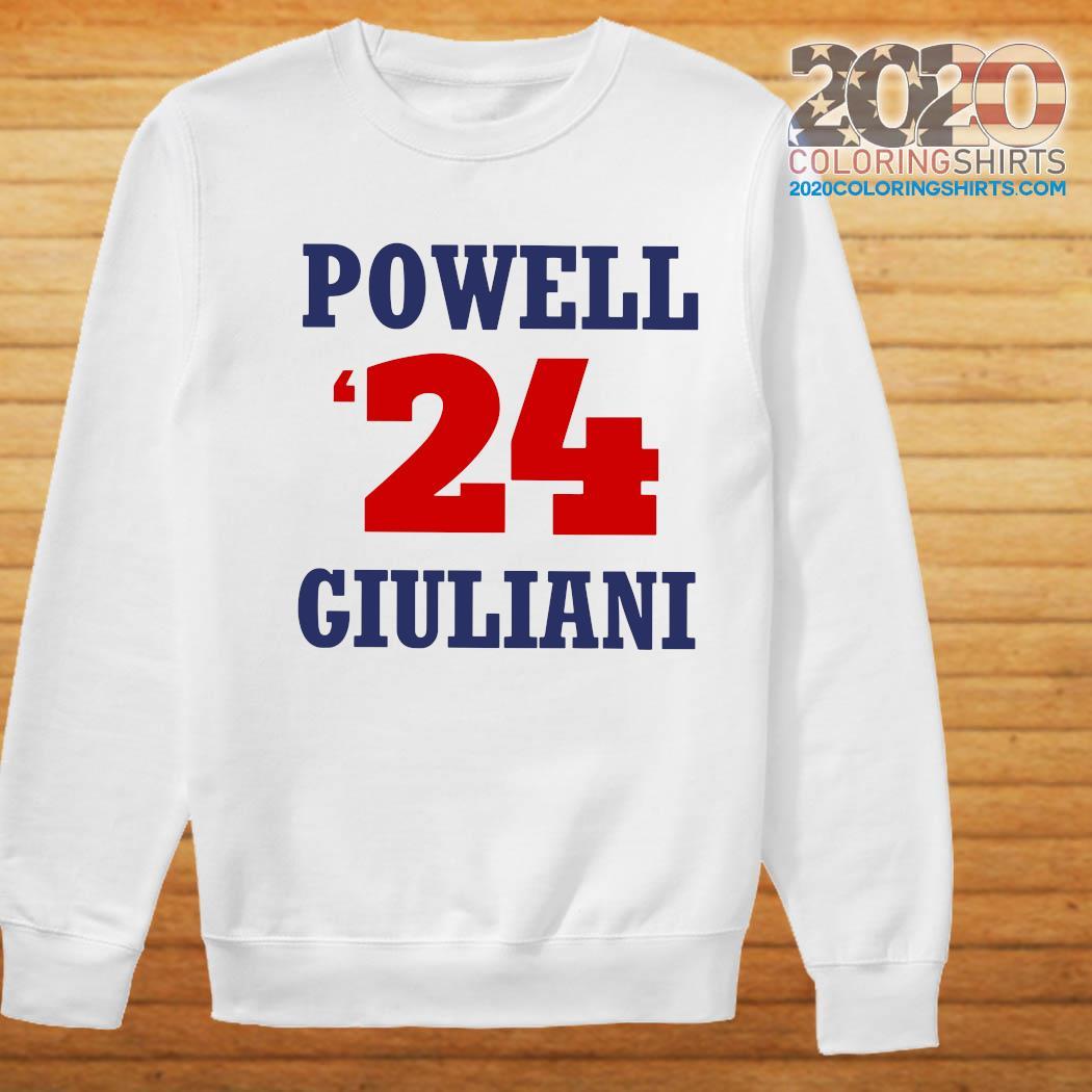 Powell 24 Giuliani Shirt Sweater