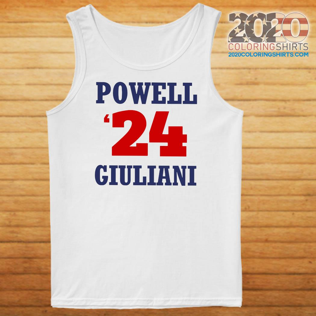Powell 24 Giuliani Shirt Tank top