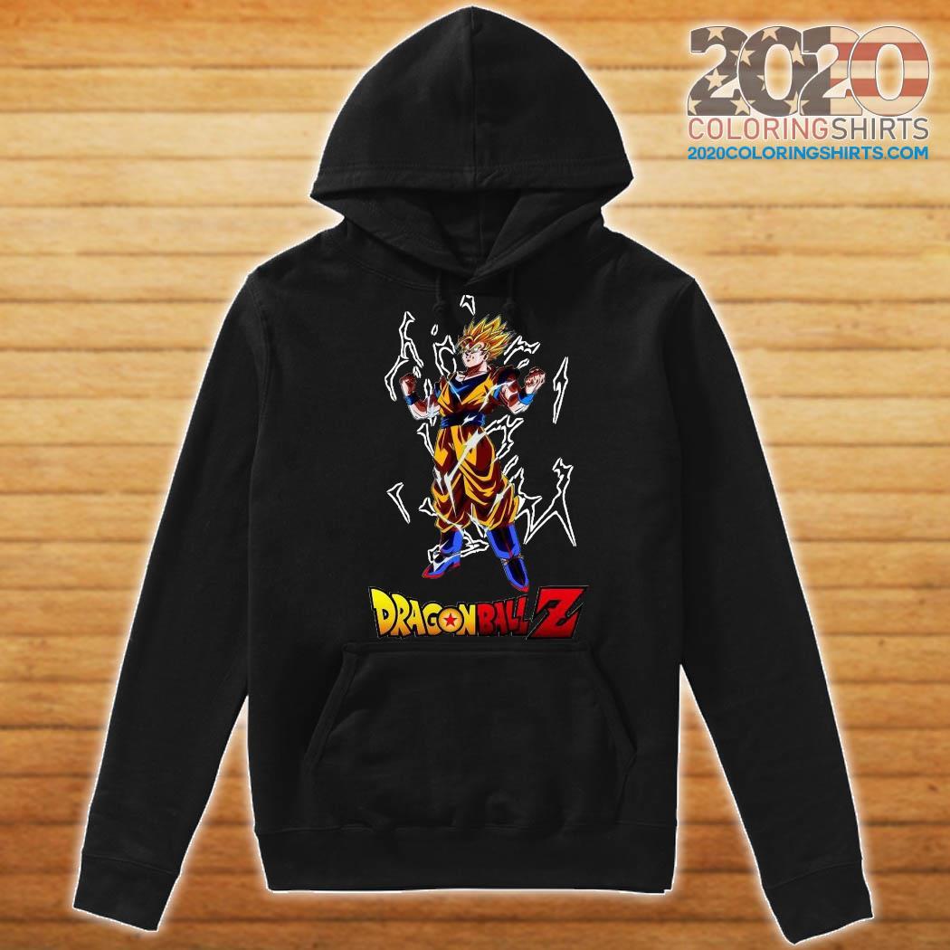 Dragon Ball Z Son Goku Super Saiyan Shirt Hoodie