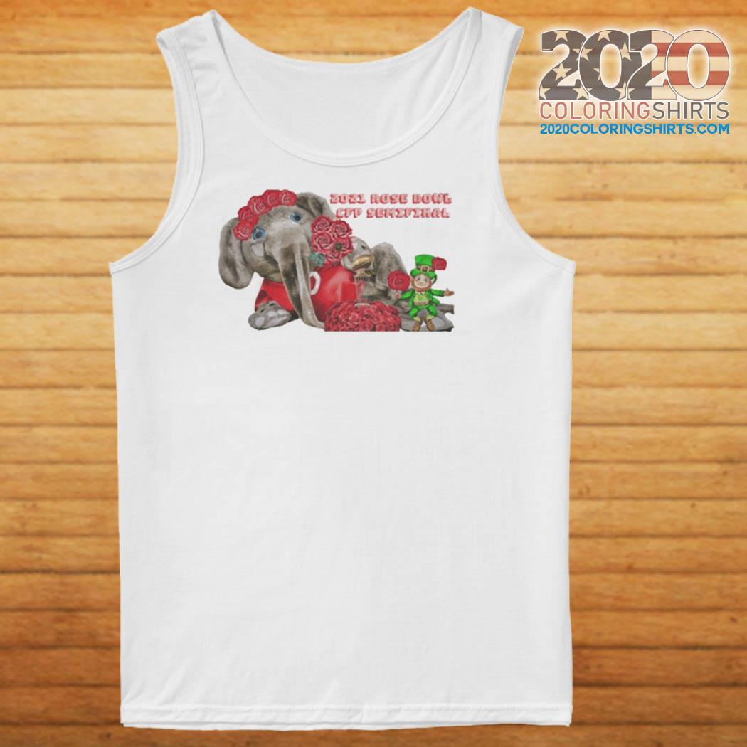 2021 Rose Bowl CFP Semifinal Tee Shirt Tank top