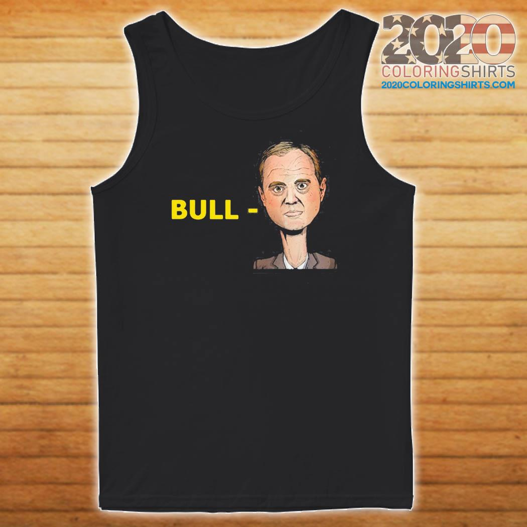 """Bull-Schiff"" Shirt Tank top"